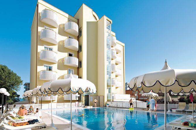 Hotel Salus, Jesolo & Umgebung