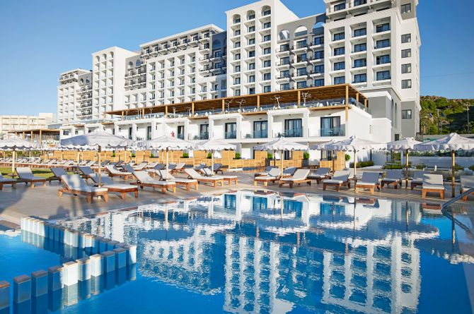 Mitsis Alila Exclusive Resort and Spa, Rhodes