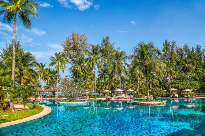 Katiliya Khao Lak Resort & Pool Villas (vormals Pullman), Khao Lak