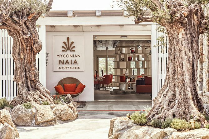 Myconian Naia Luxury Suites, Mykonos