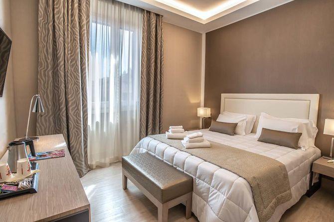 Hotel Genova, Provinz Rom