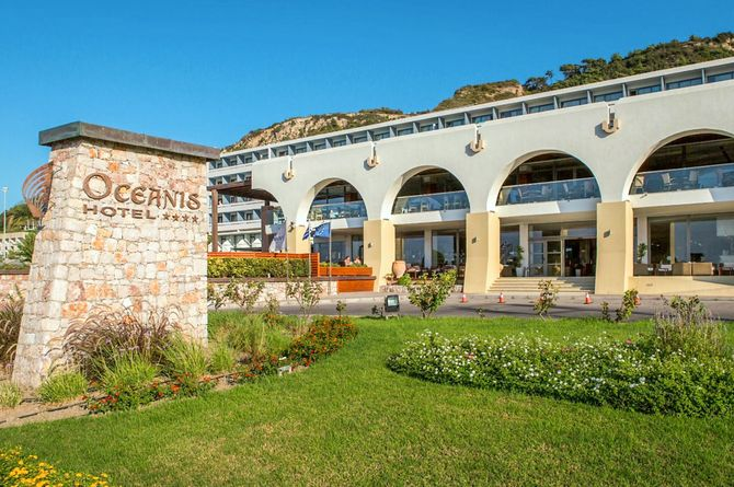Hôtel Oceanis Ixia, Rhodes