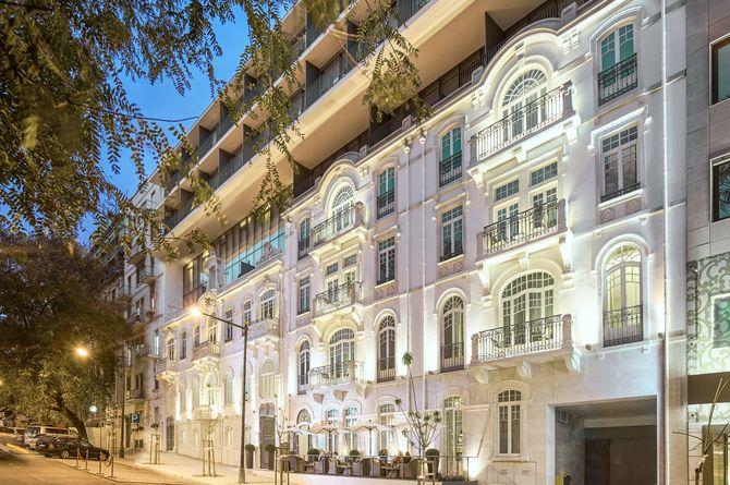 Hôtel Porto Bay Liberdade, Lisbonne