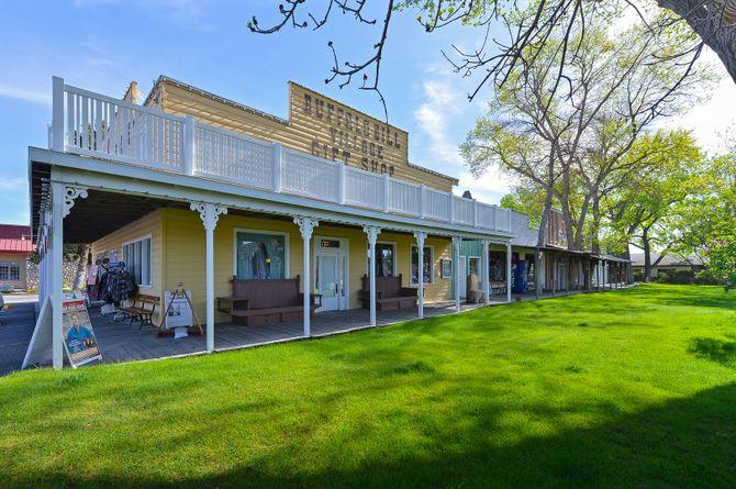 Buffalo Bill Village, Cody