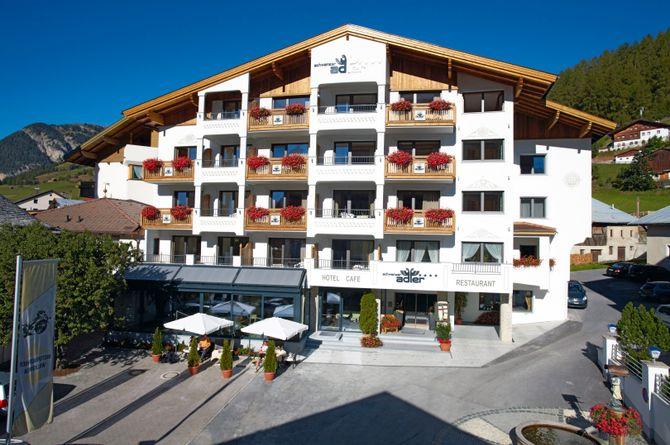 Hôtel Schwarzer Adler, Tyrol