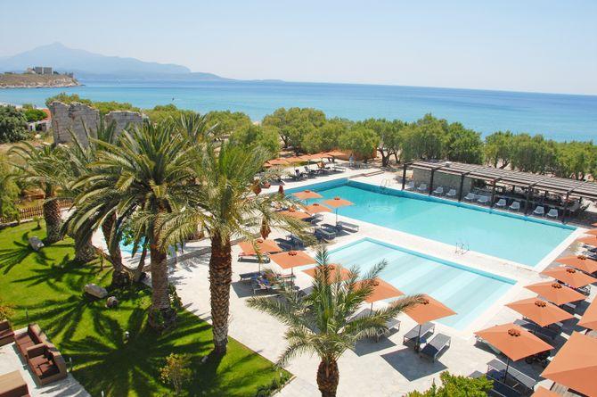 Doryssa Seaside Resort, Samos