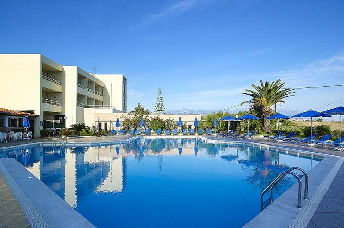 Hotel Eleftheria, Kreta