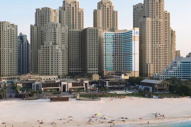 JA The Resort – JA Ocean View Hotel, Dubaï
