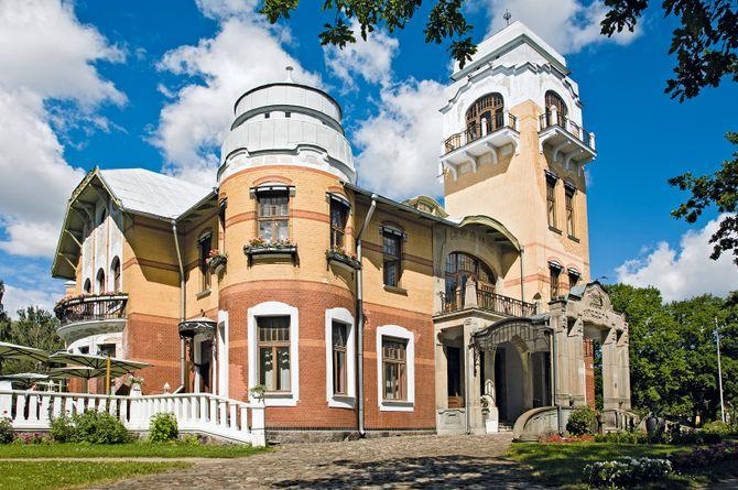 Ammende Villa, Tallinn