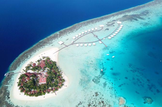 Diamonds Athuruga, Malediven