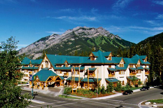 Banff Caribou Lodge & Spa, Banff