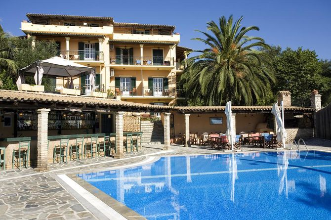 Villa Yannis Hotel Apartments & Suites, Korfu