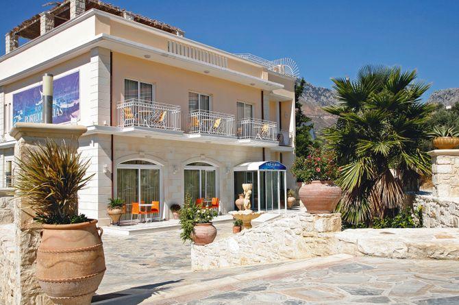 Porto Plakias, Crète