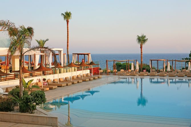 Napa Mermaid Hotel & Suites incl. le test Covid-19, Chypre