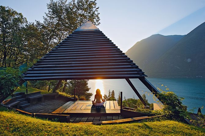 Parco San Marco Lifestyle Beach Resort, Lago di Lugano (Italienische Seite)
