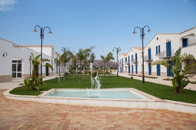 Scala dei Turchi Resort & Spa, Agrigente & environs