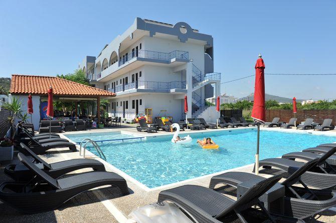 Maritime Hotel Apartments, Rhodos