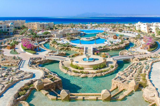 Kempinski Hotel Soma Bay, Hourghada