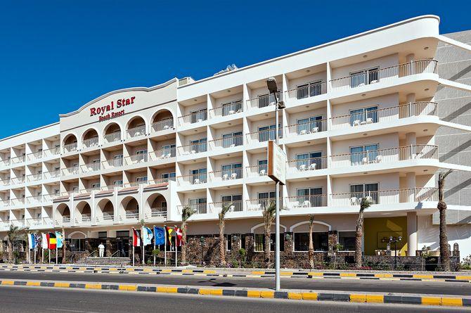 Royal Star Beach Resort, Hurghada