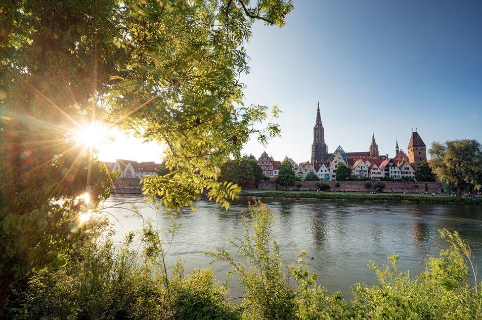 Vue sur Ulm / © Lorenz Bee