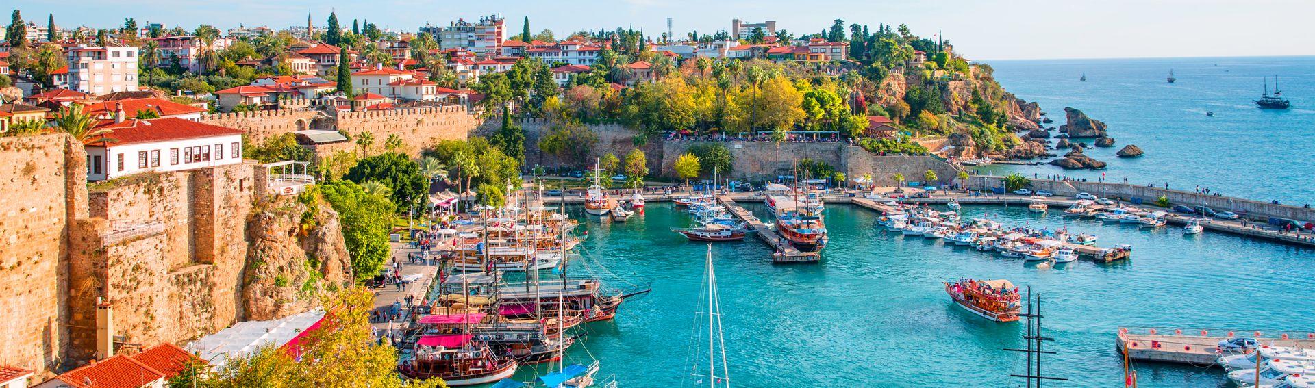 Antalya & Umgebung