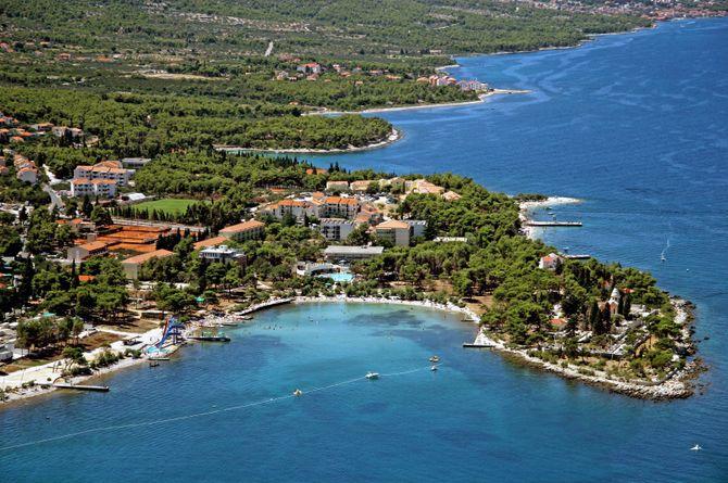 Waterman Svpetrvs Resort, Dalmatie du Nord et centrale