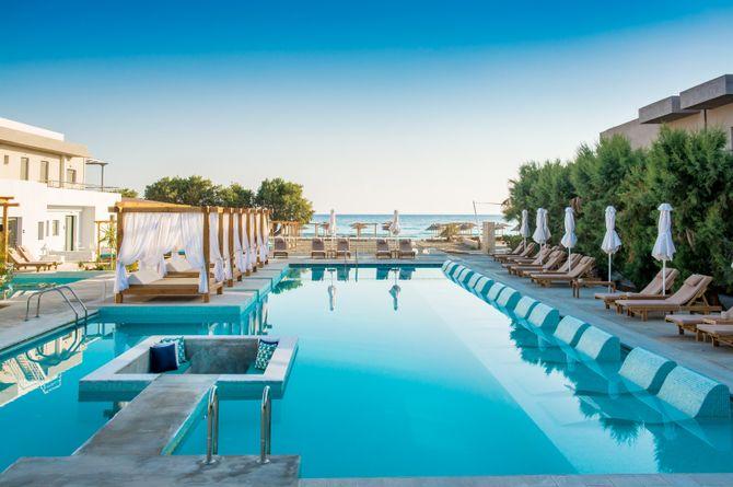 Enorme Lifestyle Beach Resort, Kreta
