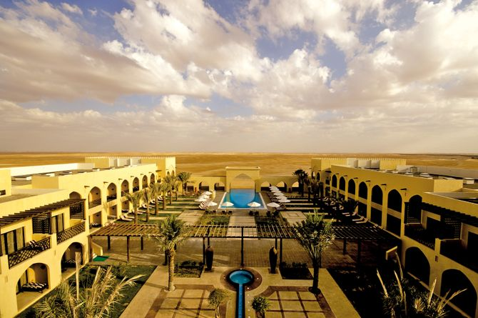 Tilal Liwa Hotel, Abou Dhabi