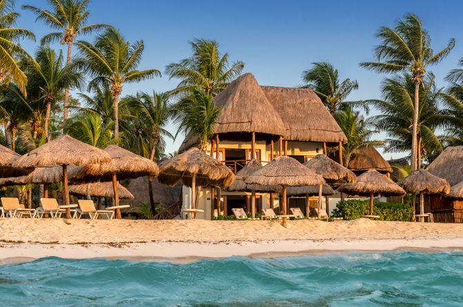 Mahekal Beach Resort, Cancún / Riviera Maya