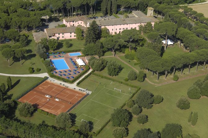 Relais San Clemente, Provinz Perugia