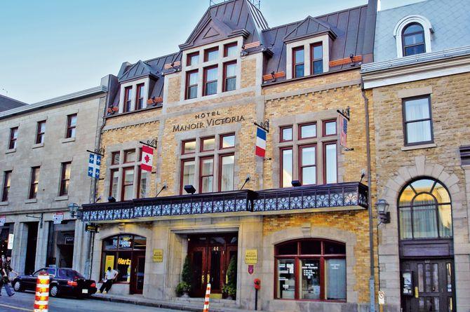 Manoir Victoria, Québec