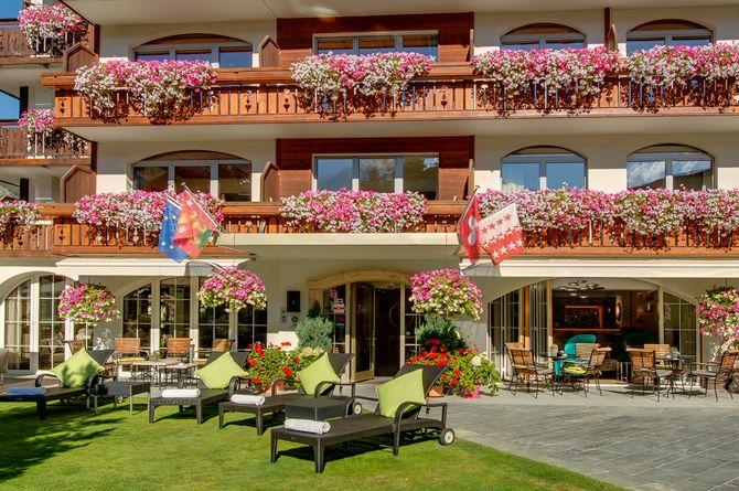 Hôtel Eden Wellness Zermatt, Haut-Valais
