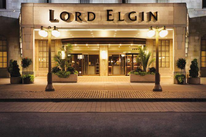 Lord Elgin, Ottawa