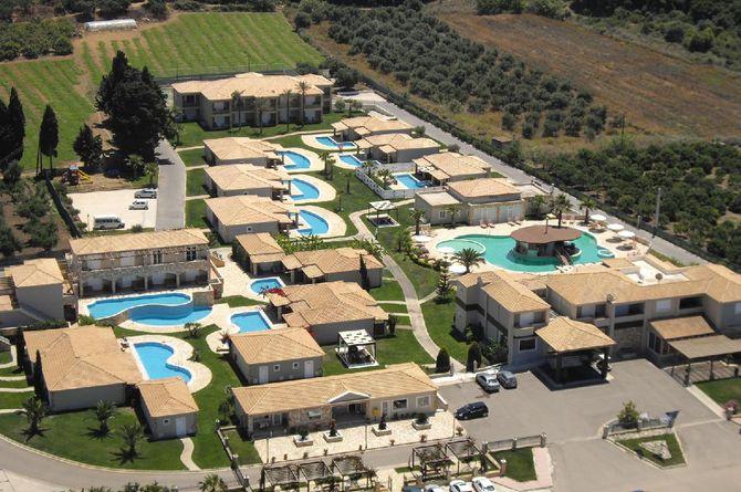 Olympia Golden Beach Resort & Spa, Péloponnèse