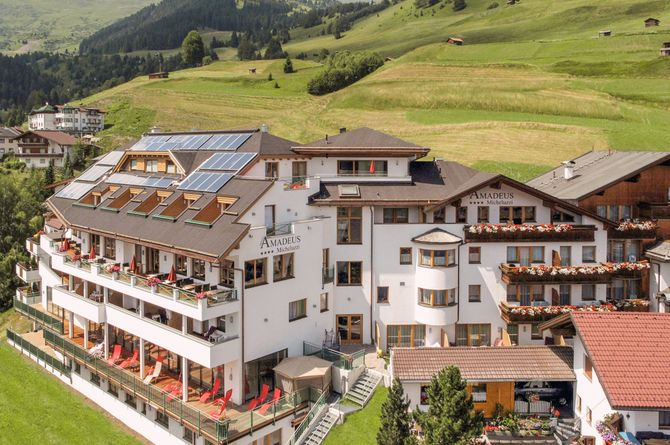 Hotel Amadeus Micheluzzi - Sommer inkl. Bergbahnen, Tirol