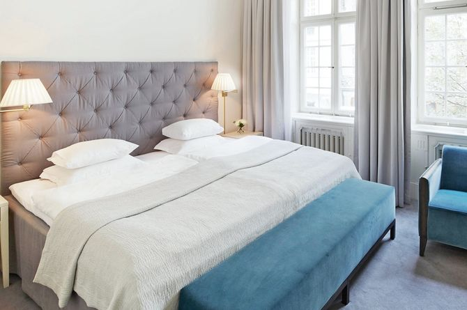 Hôtel Diplomat, Stockholm