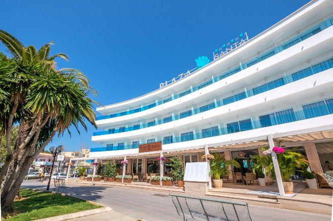 Plaza Santa Ponsa Boutique Hotel, Mallorca