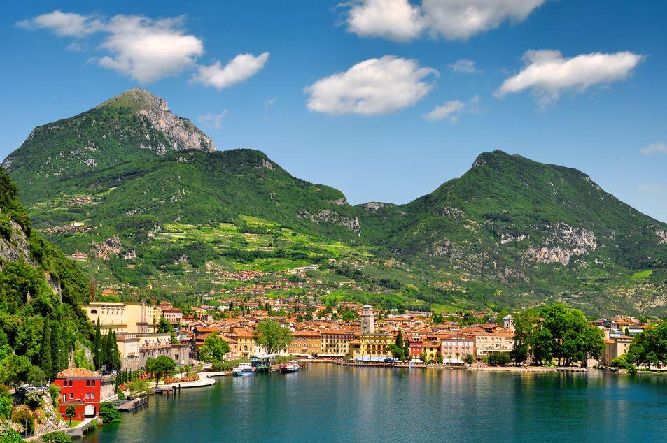 Riva del Garda et environs