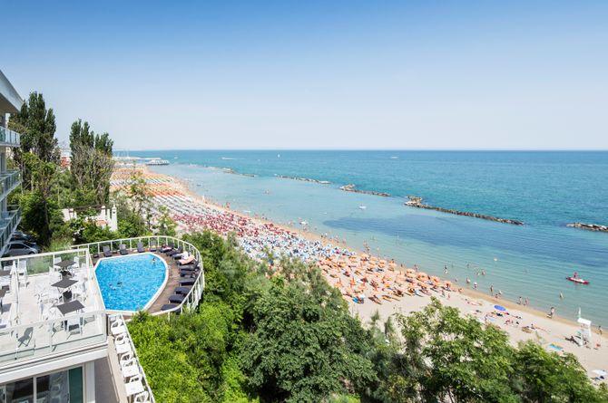 Hôtel Sans Souci, Rimini & ses environs