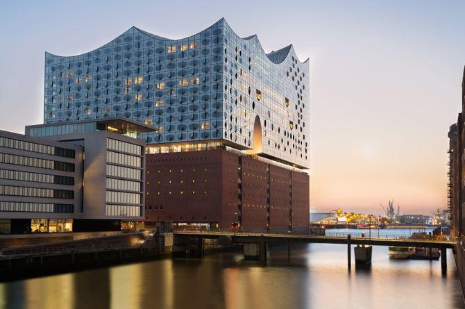 The Westin Hamburg HafenCity, Hambourg