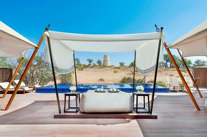The Ritz-Carlton Ras Al Khaimah, Al Wadi Desert, Ras al Khaïmah