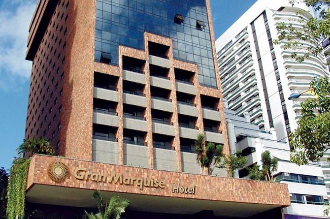 Gran Marquise, Fortaleza & Umgebung