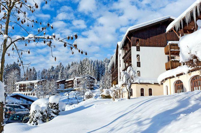 MONDI-HOLIDAY Alpenblickhotel Oberstaufen, Allgäu
