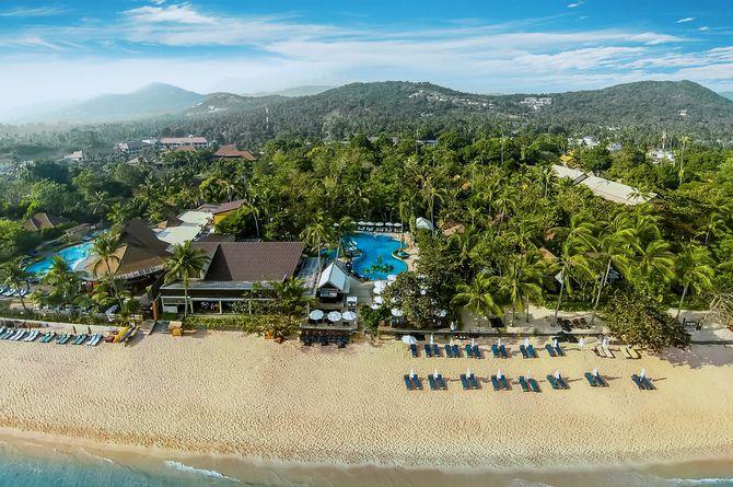 Peace Resort, Koh Samui