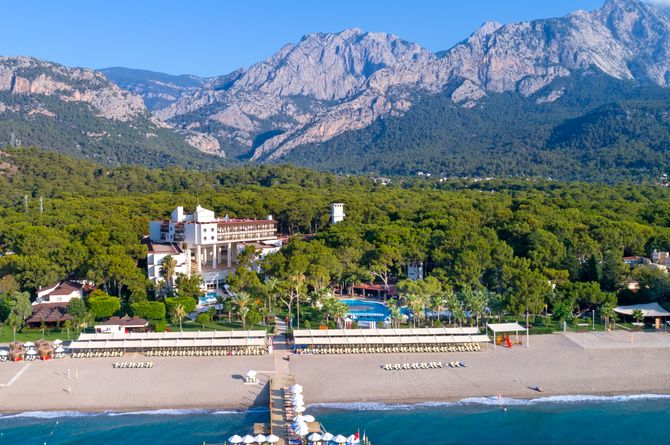 Seven Seas Hotel Life, Antalya & ses environs