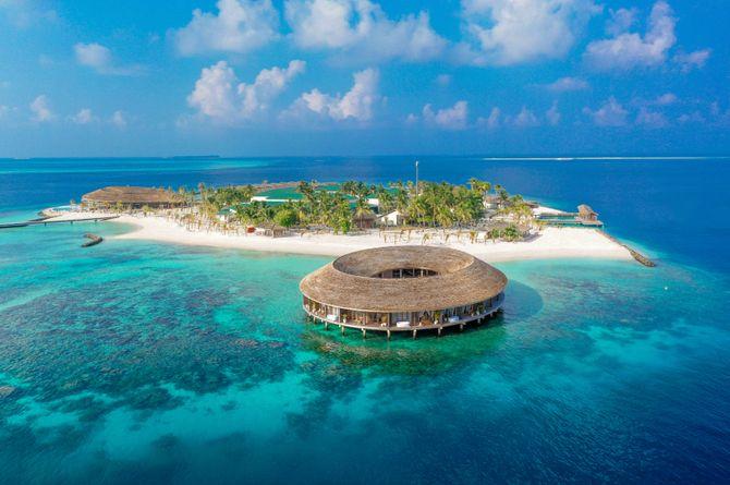 Kagi Maldives Spa Island, Malediven