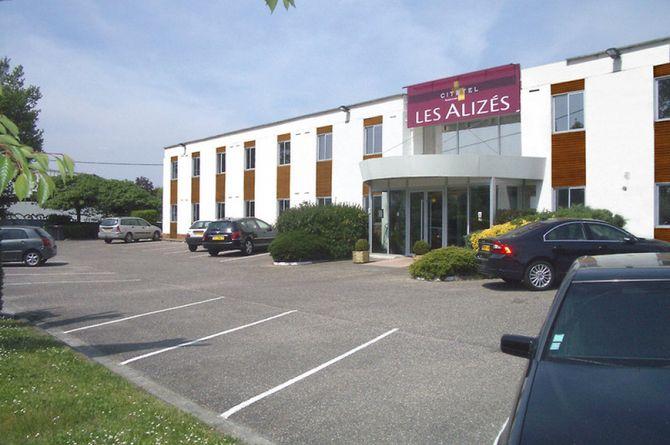 Citotel les Alizes, Bordeaux & Umgebung (Atlantikküste)