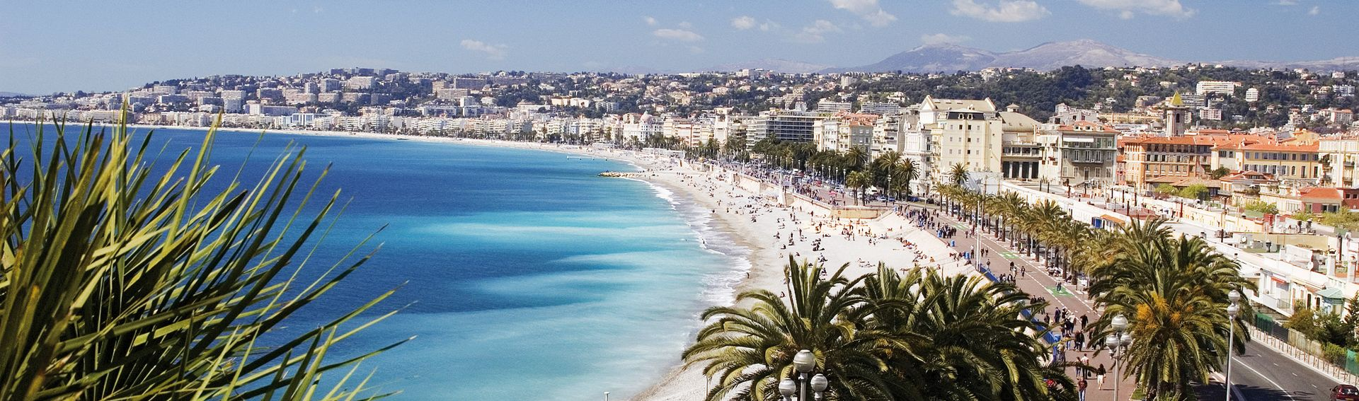Nice & ses environs (Côte d'Azur - Midi de la France)