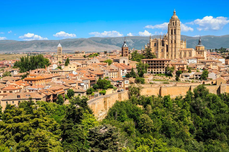 Madrid & ses environs