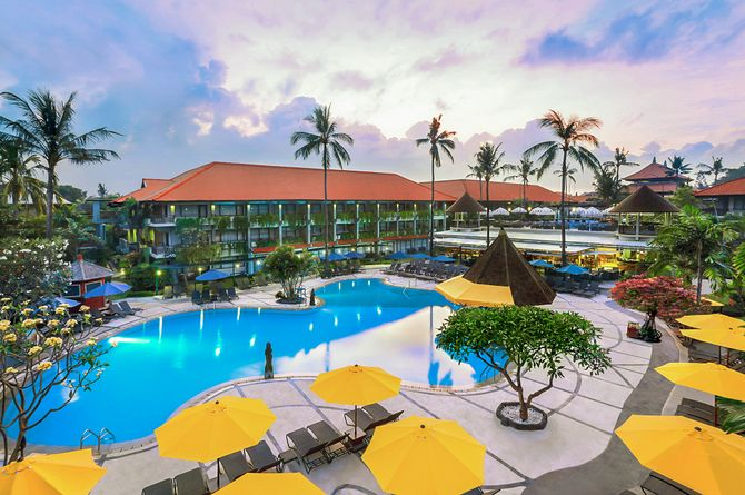 Bali Dynasty Resort, Bali
